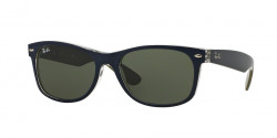 Ray-Ban RB 2132 NEW WAYFARER 6188  MT BLUE/MILITARY GREEN green