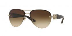 Versace VE 2159 B 125213  PALE GOLD brown gradient