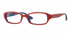 Ray-Ban Junior RY 1529 3577  TOP RED ON BLUE