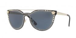 Versace VE 2177 125287  PALE GOLD, grey
