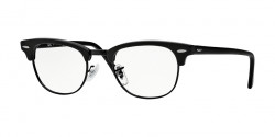 Ray-Ban RB 5154 CLUBMASTER 2077  MATTE BLACK