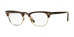 Ray-Ban RB 5154 CLUBMASTER 2372  RED HAVANA