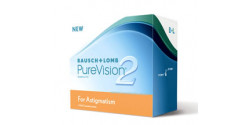 PureVision 2 HD For Astigmatism (3 St.) NEU!