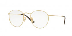 Ray-Ban RB 3447 V ROUND METAL 2500  GOLD