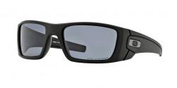 Oakley OO 9096 FUEL CELL 909605 MATTE BLACK  grey polarized