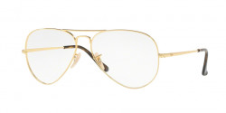 Ray-Ban RB 6489 AVIATOR 2500  GOLD