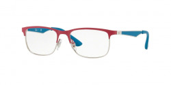 Ray-Ban Junior RY 1052 4058  SILVER MATTE FUXIA