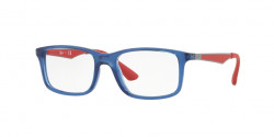 Ray-Ban Junior RY 1570 3721  TRASPARENT BLUE