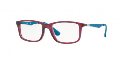 Ray-Ban Junior RY 1570 3722  TRASPARENT FUXIA