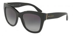 Dolce&Gabbana DG 4270 501/8G  BLACK grey gradient