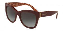 Dolce&Gabbana DG 4270 501/8G  BLACK grey gradient