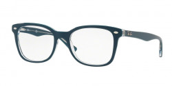 Ray-Ban RB 5285 5763  TOP TURQUOISE ON TRASPARENT