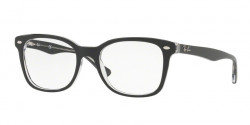 Ray-Ban RB 5285 5764  TOP GREY ON TRASPARENT