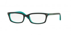 Vogue VO JUNIOR 5081 2435  TOP BLACK/TEAL