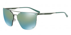 Arnette AN 3073 HUNDO-P1 694/J2  GREEN  emerald iridium