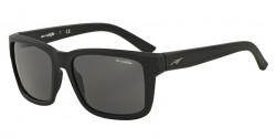 Arnette AN 4218 SWINDLE 01/87  MATTE BLACK gray
