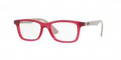 Ray-Ban Junior RY 1562 3747  TRASPARENT CHERRY