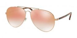 Ralph Lauren RL 7058 93366F  ROSE GOLD pink gradient mirror pink