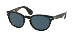 Ralph Lauren RL 8130 P 5260R5  TOP BLACK ON JERRY TORTOISE grey