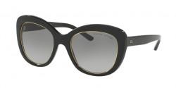 Ralph Lauren RL 8149 500111  BLACK gray gradient