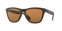 Oakley OO 9013 FROGSKINS 24-306 POLISHED BLACK grey