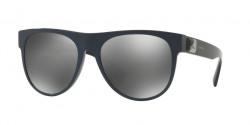 Versace VE 4346 52306G BLUE grey mirror silver