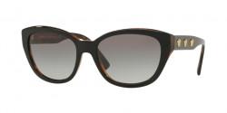 Versace VE 4343 913/11  BLACK/HAVANA grey gradient