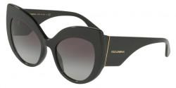 Dolce&Gabbana DG 4321 501/8G  BLACK grey gradient