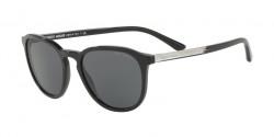 Giorgio Armani AR 8104 500187  BLACK grey