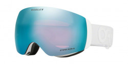 Oakley OO 7064 FLIGHT DECK XM 706460  FACTORY PILOT WHITEOUT  prizm sapphire iridium