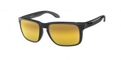Oakley OO 9417 HOLBROOK XL 941710  POLISHED BLACK prizm 24k polarized