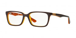 Ray-Ban Junior RY 1532 3588  TOP BROWN ON YELLOW