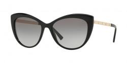 Versace VE 4348 GB1/11  BLACK grey gradient
