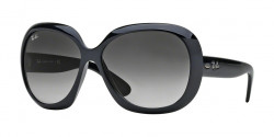 Ray-Ban RB 4098 JACKIE OHH II 601/8G  BLACK gray gradient
