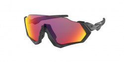 Oakley OO 9401 FLIGHT JACKET 940101    MATTE BLACK prizm road