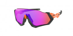Oakley OO 9401 FLIGHT JACKET 940104  MATTE BLACK  prizm trail
