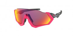 Oakley OO 9401 FLIGHT JACKET 940106    NEON PINK prizm road