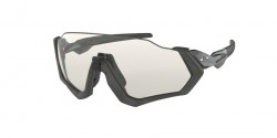 Oakley OO 9401 FLIGHT JACKET 940107  STEEL photochromic