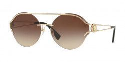 Versace VE 2184 125213  PALE GOLD brown gradient