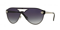 Versace VE 2161 10008G  SILVER  gray gradient