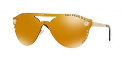 Versace VE 2161 B 12527P  PALE GOLD mirror gold