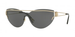 Versace VE 2186 125287  PALE GOLD  grey