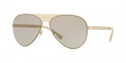Versace VE 2189 1339/3  BRUSHED PALE GOLD light brown