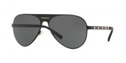Versace VE 2189 142587  MATTE BLACK grey
