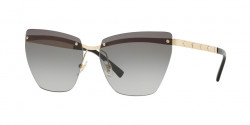 Versace VE 2190 125211  PALE GOLD grey gradient