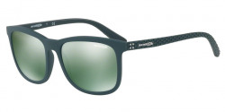 Arnette AN 4240 CHENGA 25106R  MATTE PETROLEUM light green mirror petroleum
