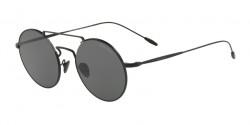 Giorgio Armani AR 6072 300187  MATTE BLACK grey