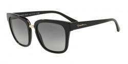 Giorgio Armani AR 8106 500111  BLACK grey gradient