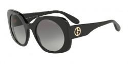 Giorgio Armani AR 8110 501711  BLACK grey gradient