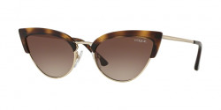 Vogue VO 5212 S W65613  HAVANA/PALE GOLD brown gradient